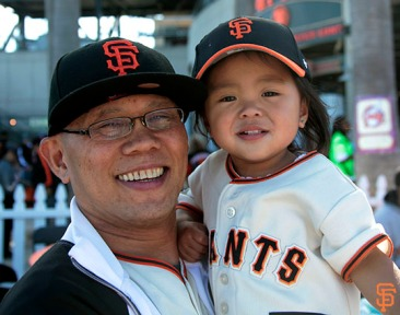 San Francisco Giants, S.F. Giants, photo, 2014, Garlic Fest